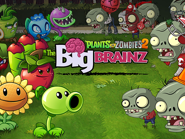 Plants vs zombies 2 launches keysplosion big brainz event adweek ea mobile announced the launch of keysplosion in plants vs zombies 2 on mobile the update will allow players to unlock the games 11 in game worlds for voltagebd Choice Image