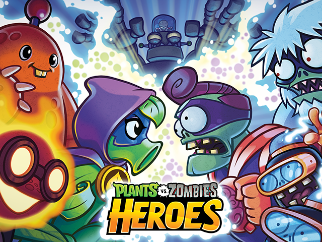 The holidays come to plants vs zombies 2 plants vs zombies heroes ea mobile launched holiday themed content updates in both plants vs zombies 2 and plants vs zombies heroes voltagebd Choice Image