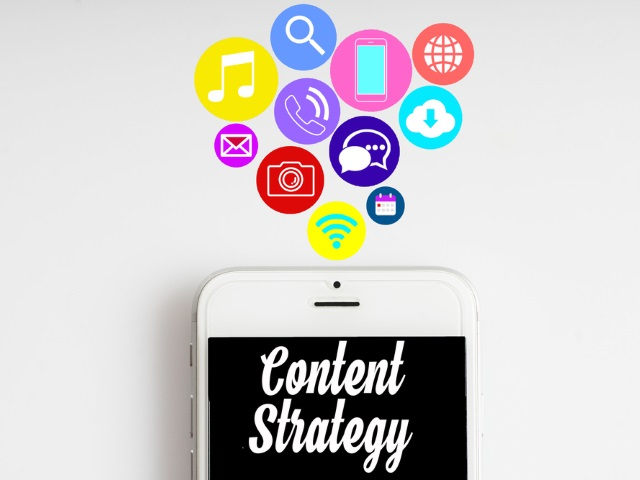 Content Strategy cover image