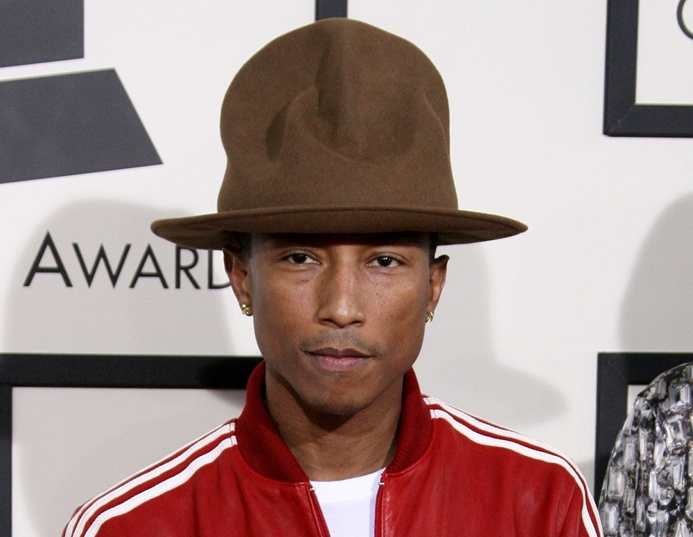 Arby's Spent $44K on Pharrell's Silly Hat (for Charity) – Adweek