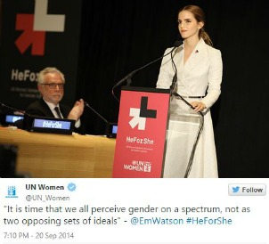 ogilvy social media was key to the success of the heforshe campaign