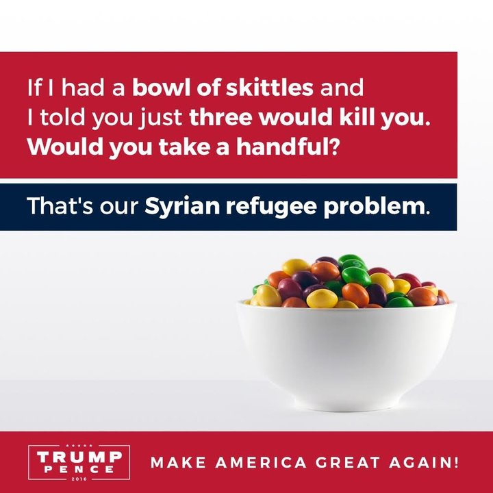 How Skittles Crafted the Perfect Response to Donald Trump Jr